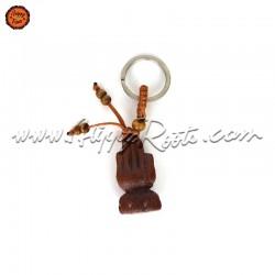 Porta-chaves Artesanal Mudra