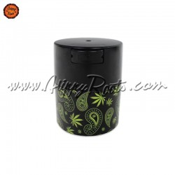 Contentor Tightvac Paisley Weed 0,29 L