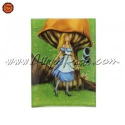 Tabuleiro V-Syndicate Vidro Pequeno Alice