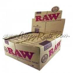 Caixa Mortalhas RAW Connoisseur King Size e Filtros