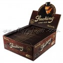 Box soking Brown King Size Rolling Papers