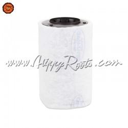 Filtro Carvao Ativado Can-Lite Plastico 250mm 150m3/h