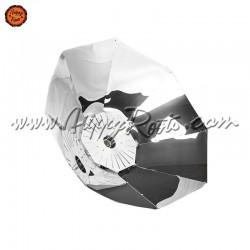 Refletor Lumatek Turrican Parabolico Miro 100cm