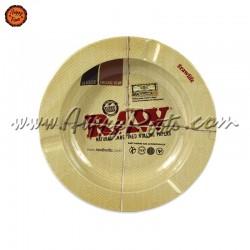 Cinzeiro Metal Raw com Íman