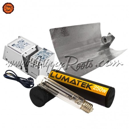 Kit Iluminação Basico Lumatek Dual 250W