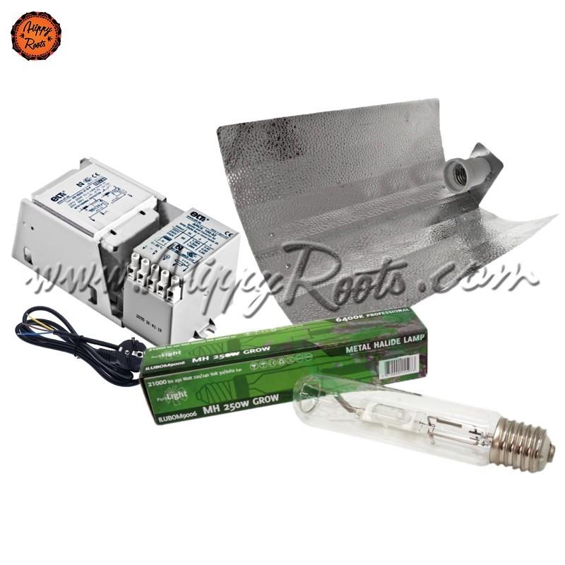 Kit Iluminacao Basico PureLight MH 250W