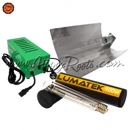Kit Iluminação Plug & Play Lumatek Dual 400W