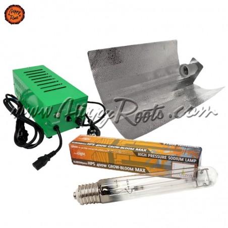 Kit Iluminação Plug & Play PureLight Dual 400W