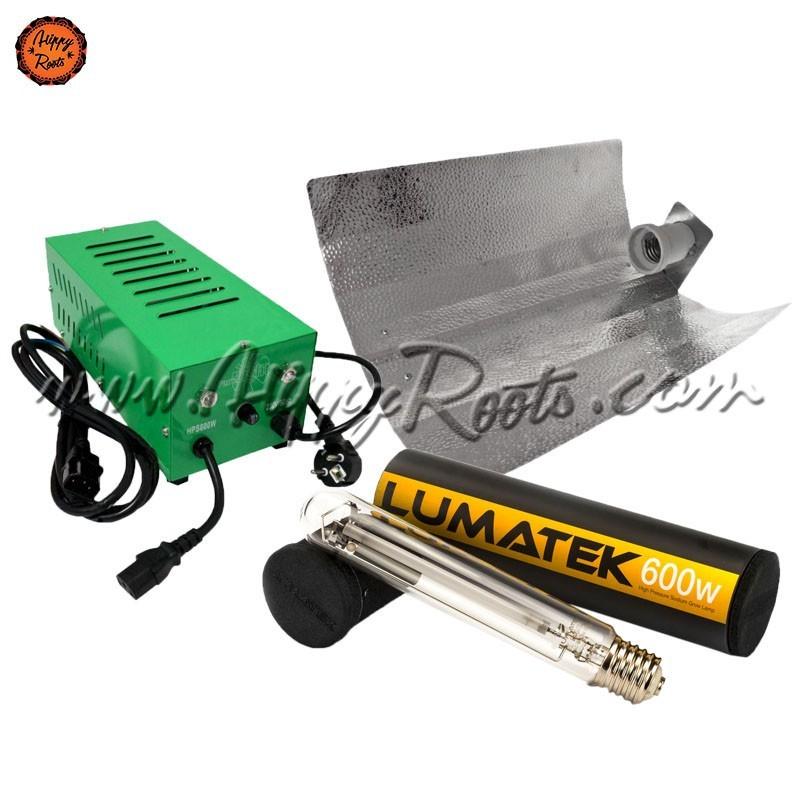 Kit Iluminacao Plug & Play Lumatek Dual 600W