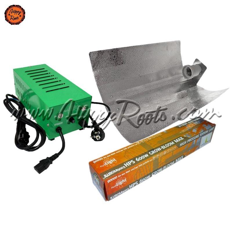 Kit Iluminacao Plug & Play PureLight Dual 600W