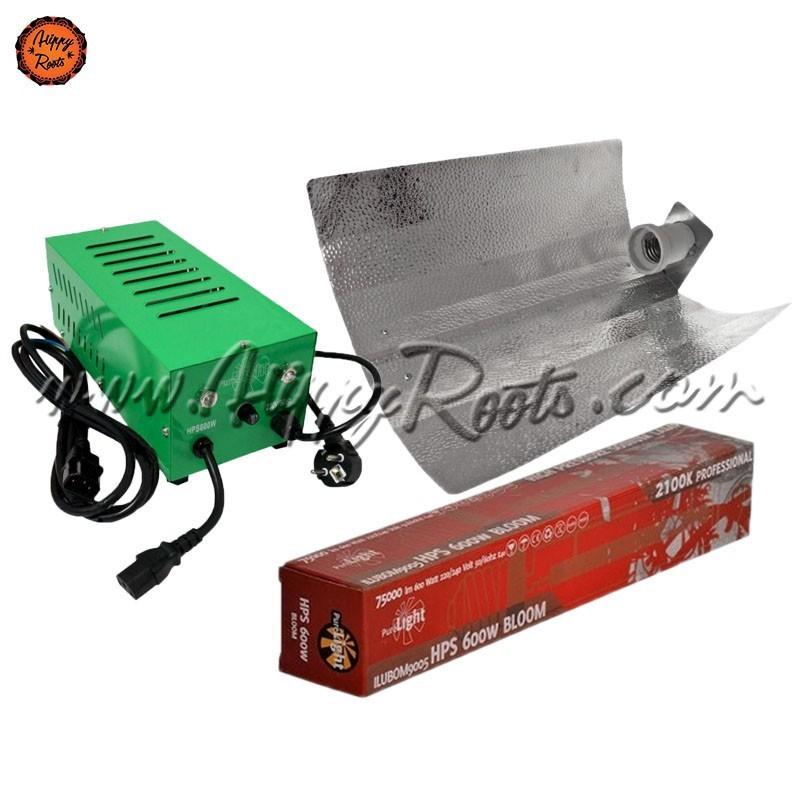 Kit Iluminacao Plug & Play PureLight HPS 600W