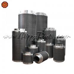 Filtro Carvao Ativado Pure Filter 125x300mm 500m3/h