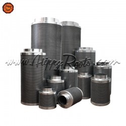 Filtro Carvao Ativado Pure Filter 200x600mm 1125m3/h