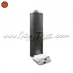 Filtro Carvao Ativado Pure Filter 250x1100mm 2500m3/h
