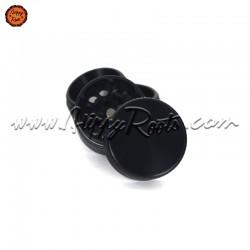 Grinder Alumínio Preto 30mm- 4pt