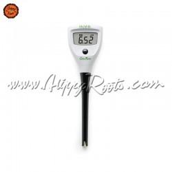 Medidor Digital pH Hanna HI98107