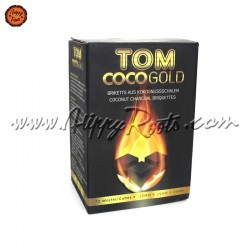 Carvao Natural Tom Coco Premium Gold 1Kg