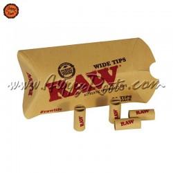 Filtros RAW Pre-Enrolados Wide