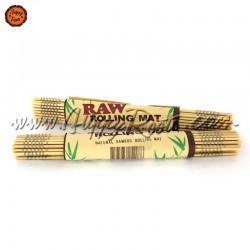 Tapete Enrolar RAW Bambu
