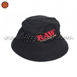 Chapeu RAW Smokerman's Bucket Hat Preto