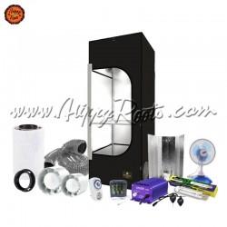 Kit Cultivo Profissional 60 Lumatek Eletronico HPS 250W