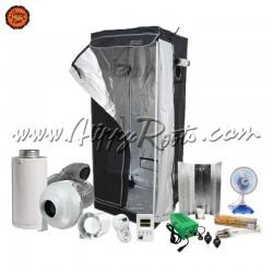 Kit Cultivo Profissional 80 Pure Light HPS 400W