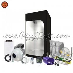 Kit Cultivo Profissional 90 Lumatek Eletronico HPS 400W