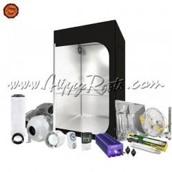 Kit Cultivo Profissional 120 Lumatek Eletronico HPS 600W