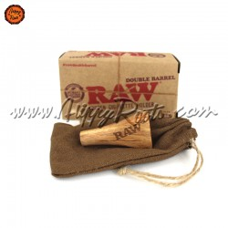 Raw Double Barrel 1 1/4