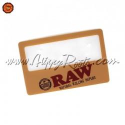 Cartão Lupa RAW