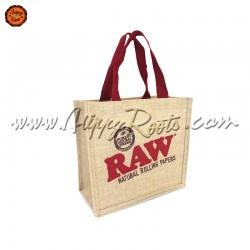 RAW Burlap Bag