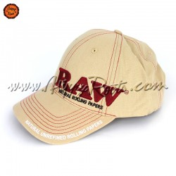 Chapéu RAW Poker Hat Bege