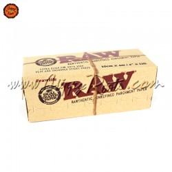Raw Parchment Rolo 10cmx4m
