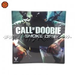 Cinzeiro Vidro V-Syndicate Call of Doobie
