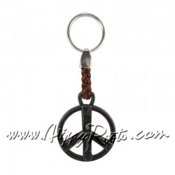 Porta-chaves Símbolo da Paz