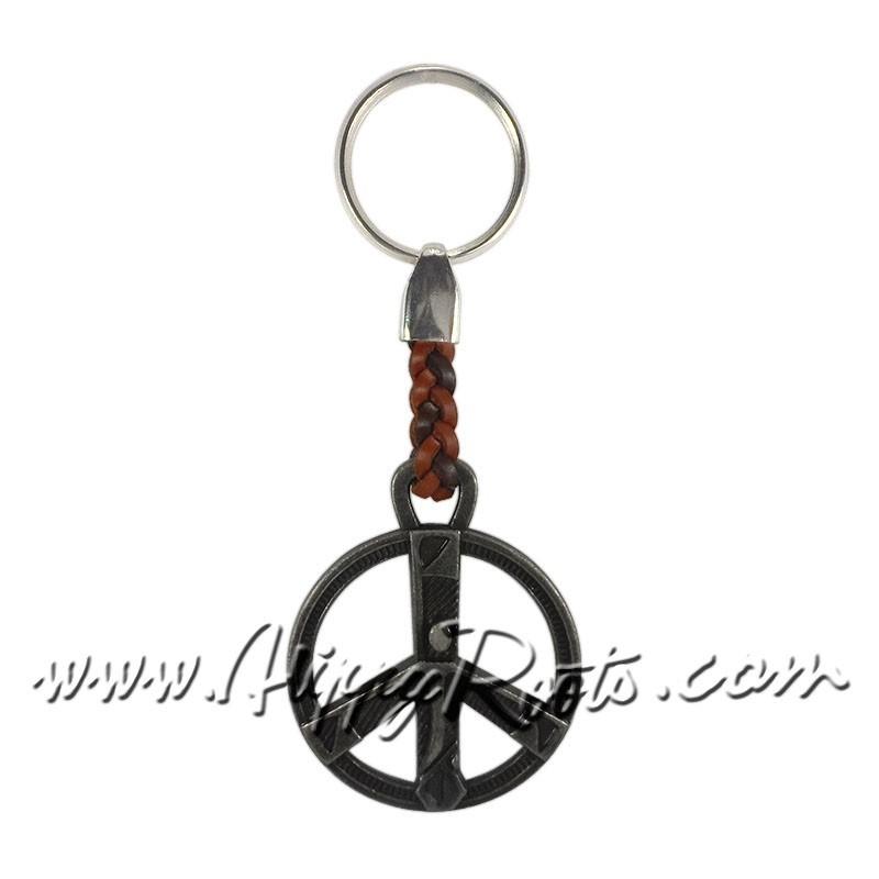 Porta-chaves Simbolo da Paz
